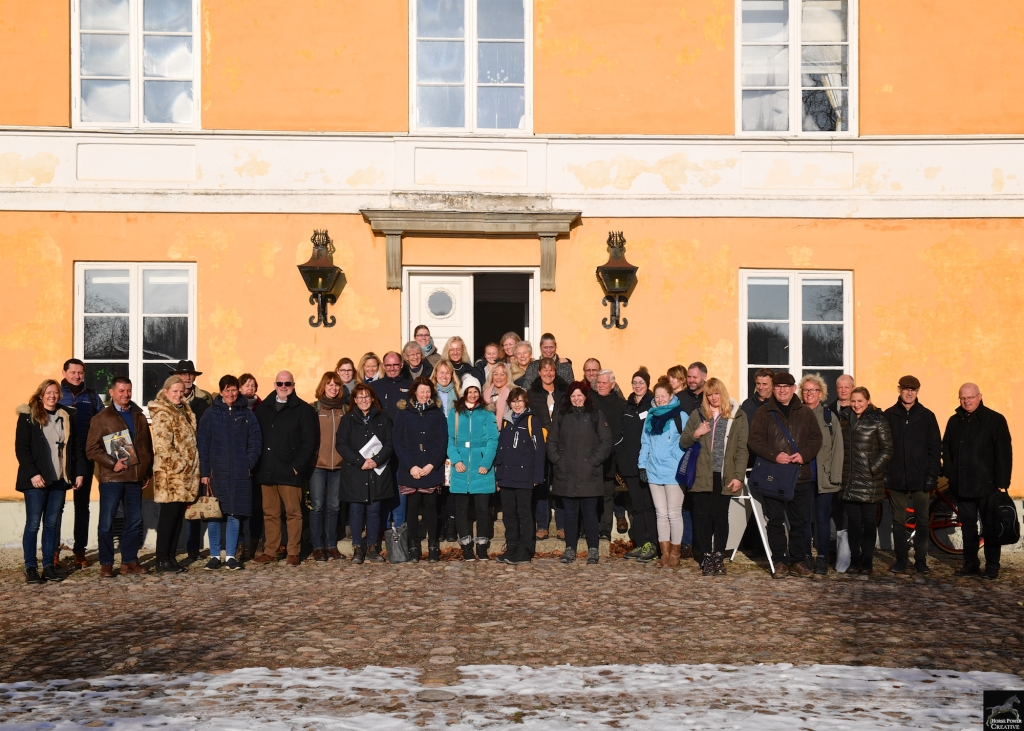 Participants of the 5th IWSLP (Flyinge, Sweden, 23 Jan 2019; photo: Horse Power Creative)